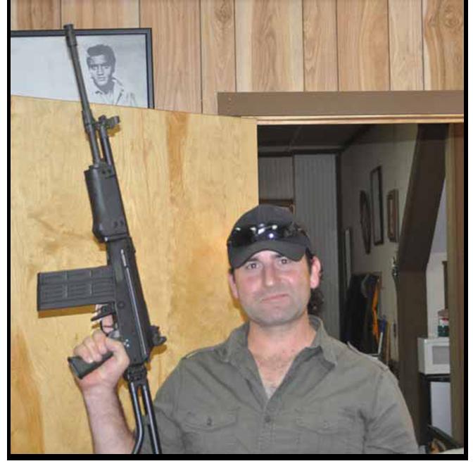 Talea – Gun Pickups, Packing