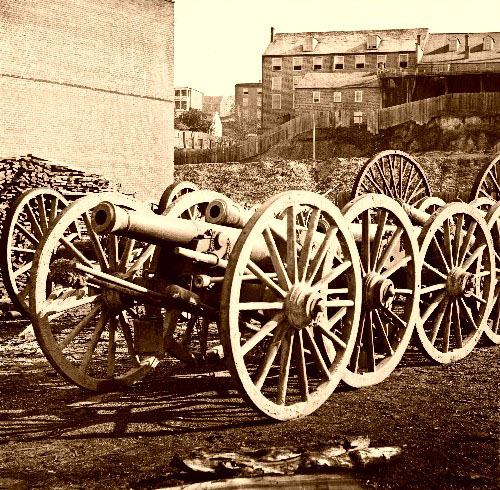 AA – Cannons
